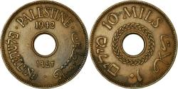 World Coins - Coin, Palestine, 10 Mils, 1942, , Bronze, KM:4a