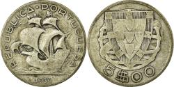 World Coins - Coin, Portugal, 5 Escudos, 1934, , Silver, KM:581