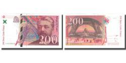 World Coins - France, 200 Francs, Eiffel, 1997, UNC(65-70), Fayette:75.4b, KM:159b