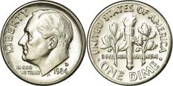 Us Coins - Coin, United States, Roosevelt Dime, Dime, 1984, U.S. Mint, Denver,