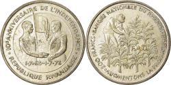 World Coins - Coin, Rwanda, 200 Francs, 1972, , Silver, KM:11