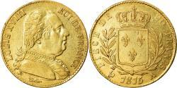 Ancient Coins - Coin, France, Louis XVIII, 20 Francs, 1815, Paris, , Gold, KM 706.1