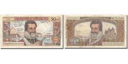 World Coins - France, 50 Nouveaux Francs, 50 NF 1959-1961 ''Henri IV'', 1959, 1959-07-02