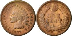 Us Coins - Coin, United States, Indian Head Cent, Cent, 1867, U.S. Mint, Philadelphia