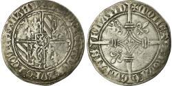 World Coins - Coin, Belgium, Flanders, Philippe le Bon, Double gros vierlander, Bruges