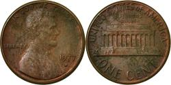 Us Coins - Coin, United States, Lincoln Cent, Cent, 1977, U.S. Mint, Denver,