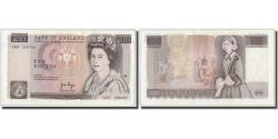 World Coins - Banknote, Great Britain, 10 Pounds, Undated (1975-92), KM:379a, AU(55-58)