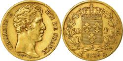 Ancient Coins - Coin, France, Charles X, 20 Francs, 1828, Paris, , Gold, KM:726.1