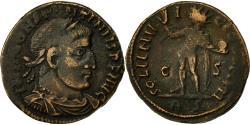 Ancient Coins - Coin, Constantine I, Nummus, AD 315-316, Rome, AU(50-53), Copper, RIC:40