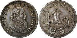 World Coins - Germany, Medal, Nuremberg, Leonhard Dillherr von Thumenberg, 1593, Valentin