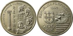 World Coins - Coin, Portugal, 200 Escudos, 1993, , Copper-nickel, KM:667