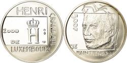 World Coins - Coin, Luxembourg, Jean, 500 Francs, 2000, Brussels, Proof, , Silver