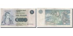 World Coins - Banknote, Scotland, 5 Pounds, 1975, 1975-01-06, KM:205c, VF(20-25)