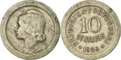 World Coins - Coin, Portugal, 10 Centavos, 1920, , Copper-nickel, KM:570