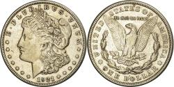 Us Coins - Coin, United States, Morgan Dollar, Dollar, 1921, San Francisco,
