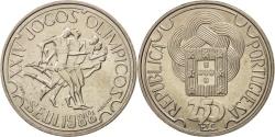 World Coins - Portugal, 250 Escudos, 1988, , Copper-nickel, KM:643