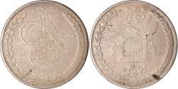 World Coins - Coin, Afghanistan, Abdur Rahman, 5 Rupees, 1896, Kabul, , Silver