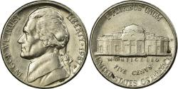 Us Coins - Coin, United States, Jefferson Nickel, 5 Cents, 1987, U.S. Mint, Philadelphia