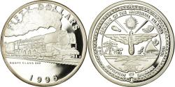 World Coins - Coin, Marshall Islands, 50 Dollars, 1996, Roger Williams , Proof,