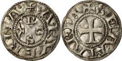 Ancient Coins - Coin, France, Auvergne, Évêché de Clermont, Denarius, Clermont,