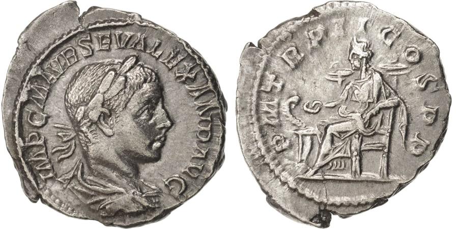 Ancient Coins - Severus Alexander, Denarius, 223, Rome, , Silver, RIC:32