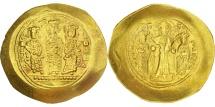 Romanus IV Diogene, Histamenon Nomisma, Constantinople, AU(55-58), Gold