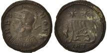 Constantine I, Nummus, 333-334, Trier, AU(50-53), Copper, RIC:542