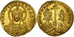 Ancient Coins - Coin, Constantine VII Porphyrogenitus, Solidus, Constantinople, , Gold