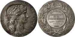 World Coins - Algeria, Medal, Souvenir de la Grande Guerre, Arzew, 1919, Dupuis.D / Dubois.H