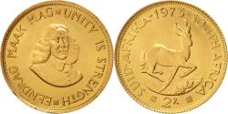 World Coins - Coin, South Africa, 2 Rand, 1973, MS(60-62), Gold, KM:64