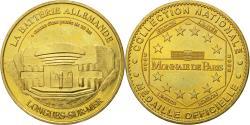 World Coins - France, Token, Touristic token, Longues-sur-mer - La batterie allemande, 2005