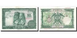 World Coins - Banknote, Spain, 1000 Pesetas, 1957-11-29, KM:149a, AU(50-53)