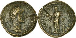 Ancient Coins - Coin, Antoninus Pius, Sestertius, Roma, , Bronze, RIC:1045