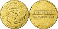 World Coins - France, Token, Touristic token, Boulogne-sur Mer  - Nausicaa n° 1, 1998, MDP