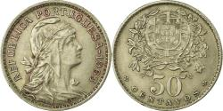World Coins - Coin, Portugal, 50 Centavos, 1963, , Copper-nickel, KM:577