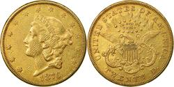 Us Coins - Coin, United States, Liberty Head, $20, Double Eagle, 1876, San Francisco