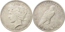 Us Coins - United States, Peace Dollar, 1923, Philadelphia, , KM:150