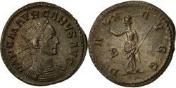 Ancient Coins - Coin, Carus, Antoninianus, 283, Lyons, MS(60-62), Billon, RIC:13