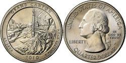 Us Coins - Coin, United States, Grand Canyon, Quarter, 2010, U.S. Mint, Philadelphia