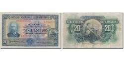 World Coins - Banknote, Mozambique, 20 Escudos, 1941, 1941-11-01, KM:85, VF(30-35)