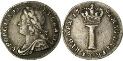 World Coins - Coin, Great Britain, George II, Penny, 1752, , Silver, KM:567