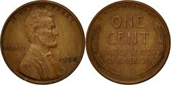 Us Coins - Coin, United States, Lincoln Cent, Cent, 1952, U.S. Mint, Philadelphia