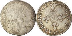 World Coins - Coin, France, Louis XIV, 4 Sols des Traitants, 1675, Vimy, , Silver
