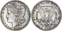 Us Coins - Coin, United States, Morgan Dollar, Dollar, 1882, New Orleans,