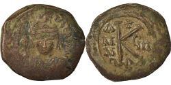 Ancient Coins - Coin, Maurice Tiberius, Half Follis, Antioch, , Bronze