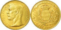World Coins - Coin, Monaco, Albert I, 100 Francs, Cent, 1895, Paris, , Gold, KM:105