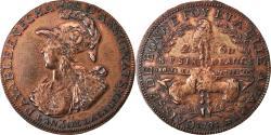 World Coins - Coin, France, 2 Sols 6 Deniers, 6 blancs de Montagny, 1791, , Copper