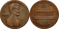 Us Coins - Coin, United States, Lincoln Cent, Cent, 1983, U.S. Mint, Philadelphia