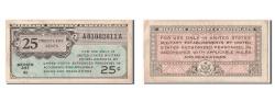 Us Coins - United States, 25 Cents, KM #M3a, AU(50-53), A 01082811 A