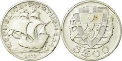 World Coins - Coin, Portugal, 5 Escudos, 1933, , Silver, KM:581